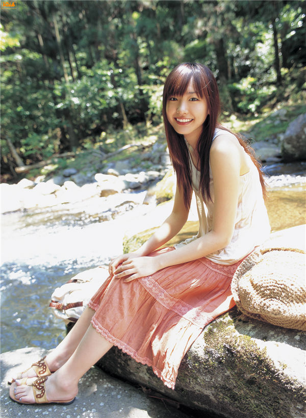新垣结衣写真集《[Bomb.TV] 2006.07 Yui Aragaki》高清全本[92P] 日系套图-第3张