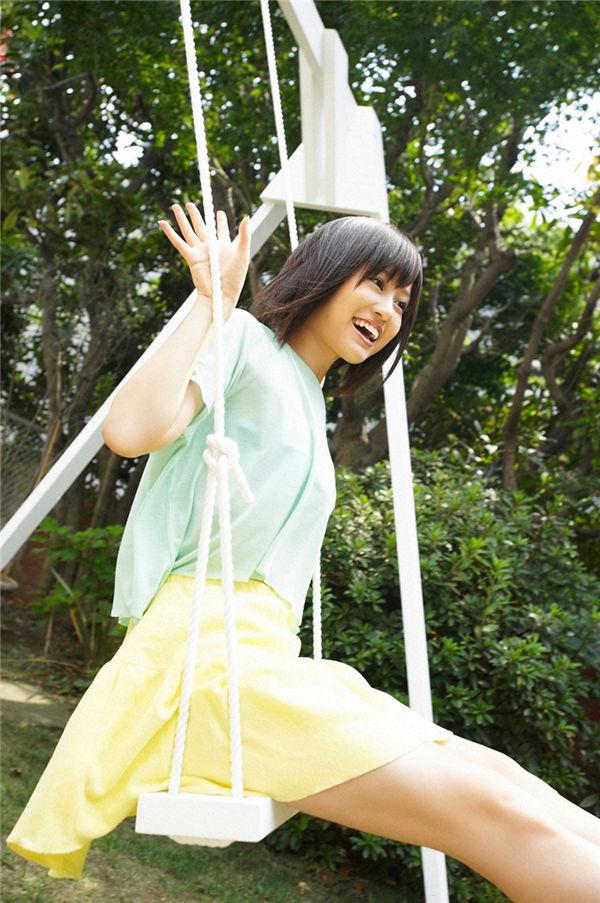 前田敦子写真集《[VYJ] No.104 Atsuko Maeda –『前田敦子ヤングジャンソ初登場』》高清全本[37P+4V] 日系套图-第2张