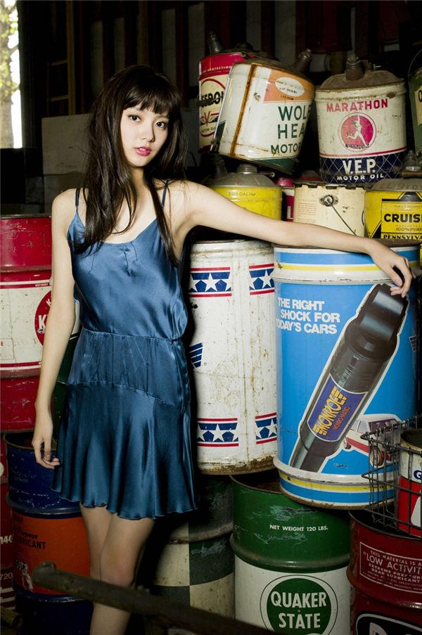 新川优爱写真集《[WPB-net] Extra EX97 Yua Shinkawa 新川優愛「かわいすぎる!」》高清全本[61P] 日系套图-第3张