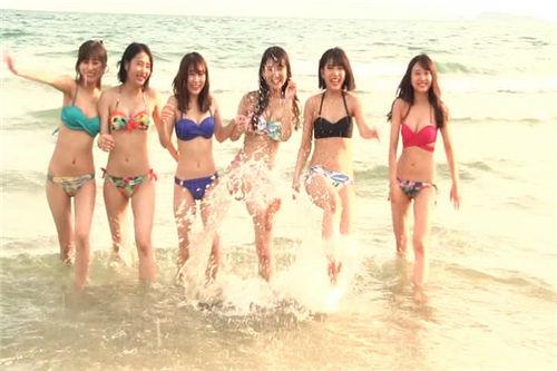 SUPER☆GiRLS全新DVD写真集《STARS!!!!》高清完整版[3.6G] 日系视频-第6张