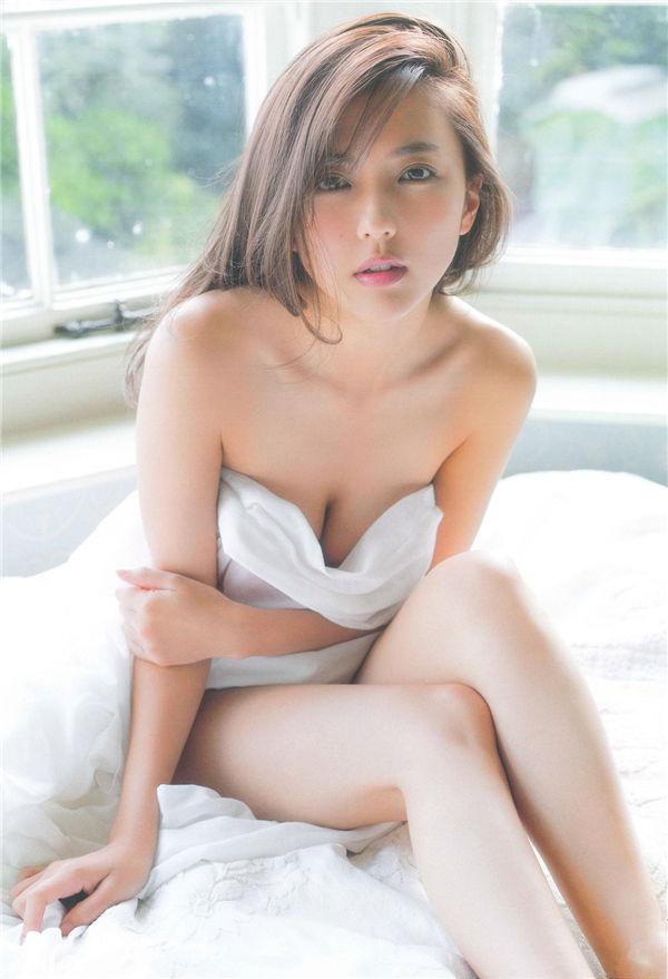 真野惠里菜写真集《ERINA》高清全本[128P] 日系套图-第6张