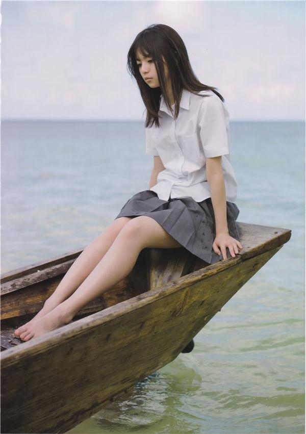 斋藤飞鸟1ST写真集《潮骚》高清全本[130P] 日系套图-第2张