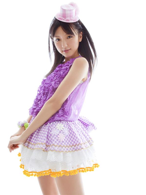 真野惠里菜写真集《[Sabra.net] 2009-03-12 strictly girls - 真野恵里菜 - MANO-SOUL》高清全本[40P] 日系套图-第1张
