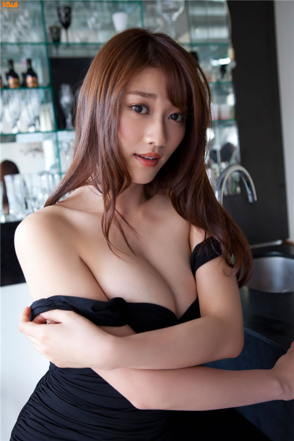原干惠写真集《[BOMB.tv] 2012.06 Mikie Hara 原幹恵》高清全本[55P] 日系套图-第1张