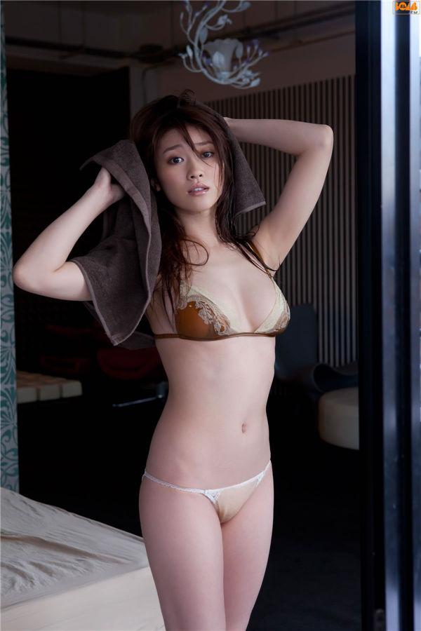 原干惠写真集《[BOMB.tv] 2012.06 Mikie Hara 原幹恵》高清全本[55P] 日系套图-第6张