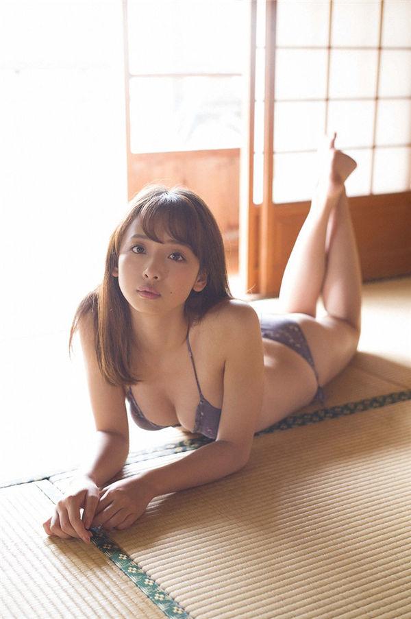 华村飞鸟写真集《[WPB-net] No.213 Asuka Hanamura 進化と解放》高清全本[144P] 日系套图-第6张