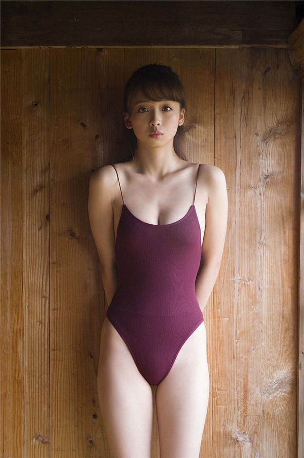 华村飞鸟写真集《[WPB-net] No.213 Asuka Hanamura 進化と解放》高清全本[144P] 日系套图-第1张