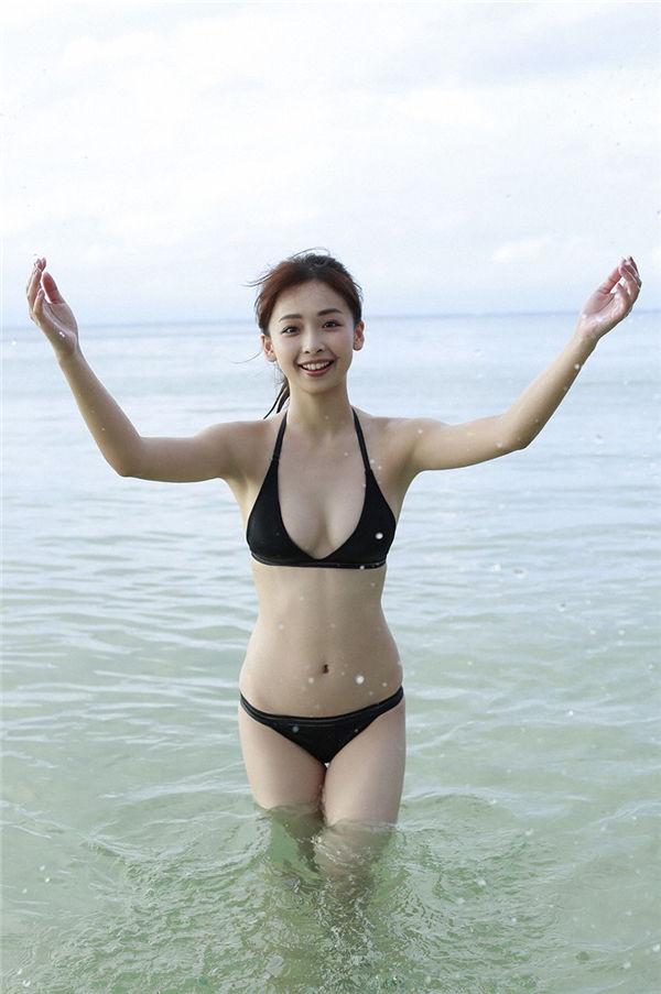 华村飞鸟写真集《[WPB-net] No.213 Asuka Hanamura 進化と解放》高清全本[144P] 日系套图-第3张