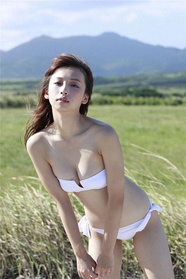 华村飞鸟写真集《[WPB-net] No.213 Asuka Hanamura 進化と解放》高清全本[144P] 日系套图-第7张