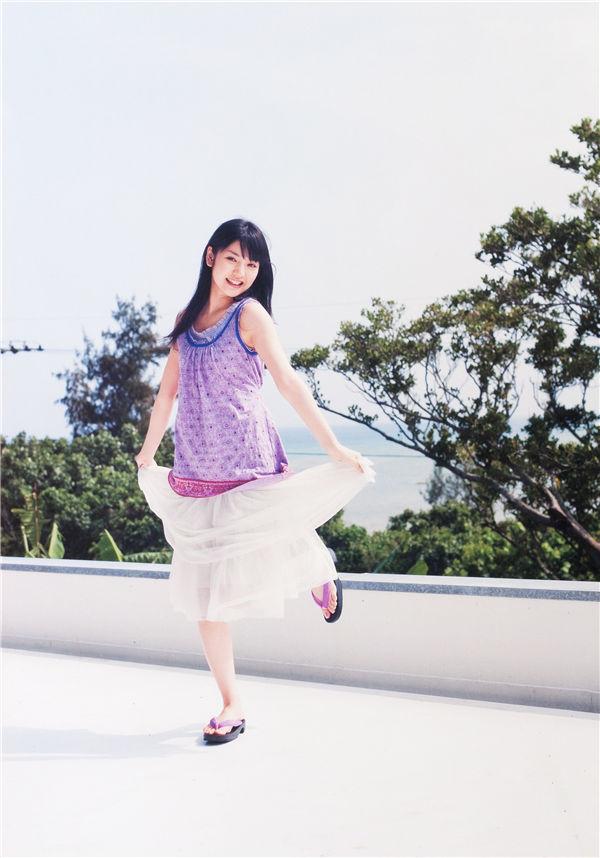 道重沙由美写真集《20歳7月13日》高清全本[78P] 日系套图-第3张