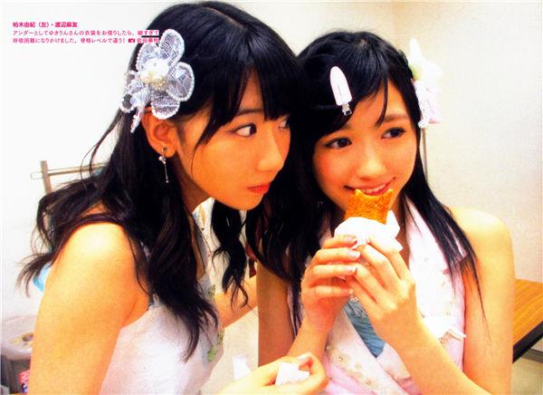 AKB48写真集《AKB48 tomo satsu THE YELLOW ALBUM》高清全本[177P] 日系套图-第3张
