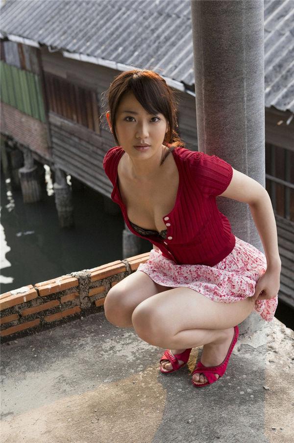 麻仓美娜写真集《[WPB-net] Extra EX120 Asakura Mina 麻倉みな》高清全本[57P] 日系套图-第1张