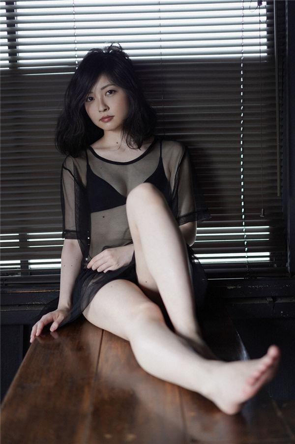 吉冈茉祐写真集《[WPB-net] Extra EX726 吉岡茉祐「First Gravure for a Voice Actress」》高清全本[76P] 日系套图-第4张