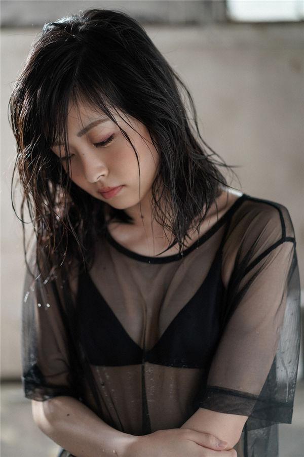 吉冈茉祐写真集《[WPB-net] Extra EX726 吉岡茉祐「First Gravure for a Voice Actress」》高清全本[76P] 日系套图-第6张
