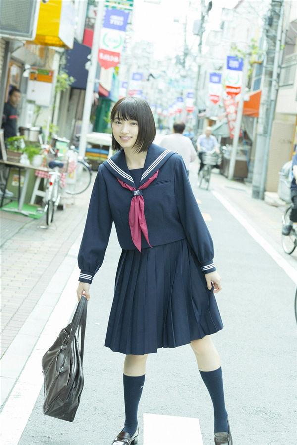 太田梦莉写真集《[YS Web] Vol.778 Yuuri Ota 太田夢莉 - Seventeen Dream》高清全本[43P] 日系套图-第2张