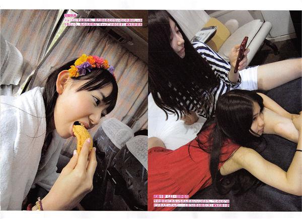 AKB48写真集《AKB48 友撮 Final The White Album》高清全本[177P] 日系套图-第6张
