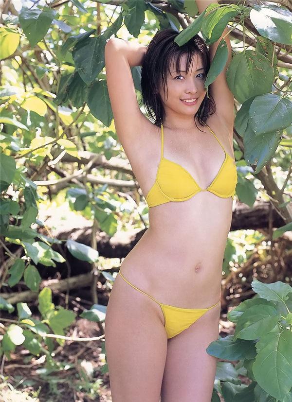山崎真实写真集《MAMI 蔵》高清全本[88P] 日系套图-第2张