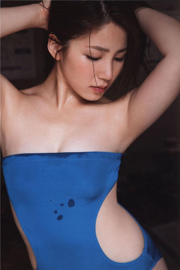 吉川友写真集《诱惑》高清全本[72P] 日系套图-第3张