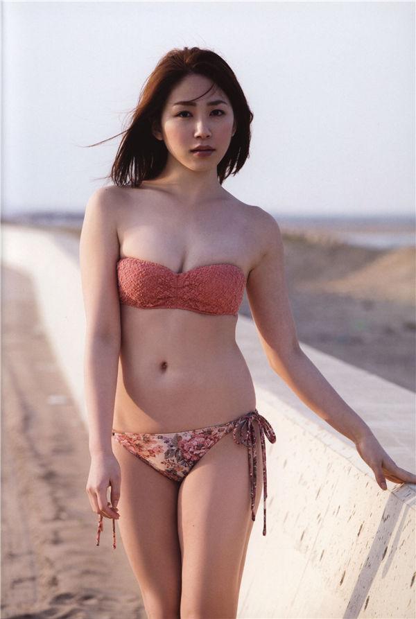 吉川友写真集《诱惑》高清全本[72P] 日系套图-第7张