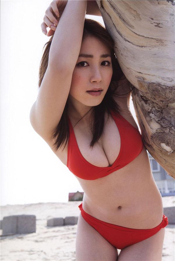 吉川友写真集《诱惑》高清全本[72P] 日系套图-第5张