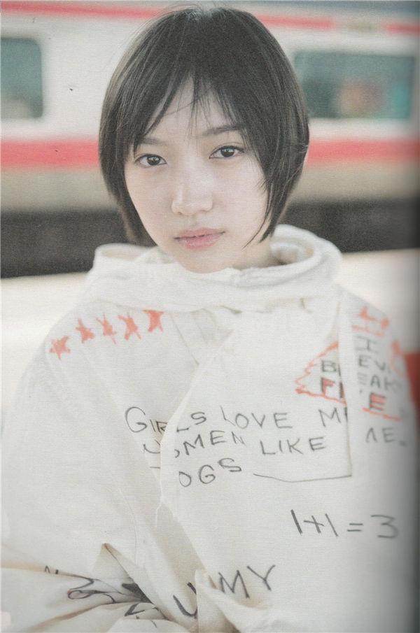 太田梦莉写真集《青》高清全本[82P] 日系套图-第4张