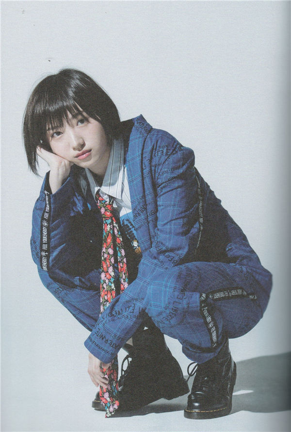 太田梦莉写真集《青》高清全本[82P] 日系套图-第5张