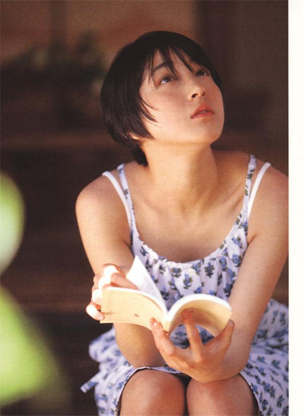 广末凉子写真集《No Make 1996-1998》高清全本[150P] 日系套图-第3张