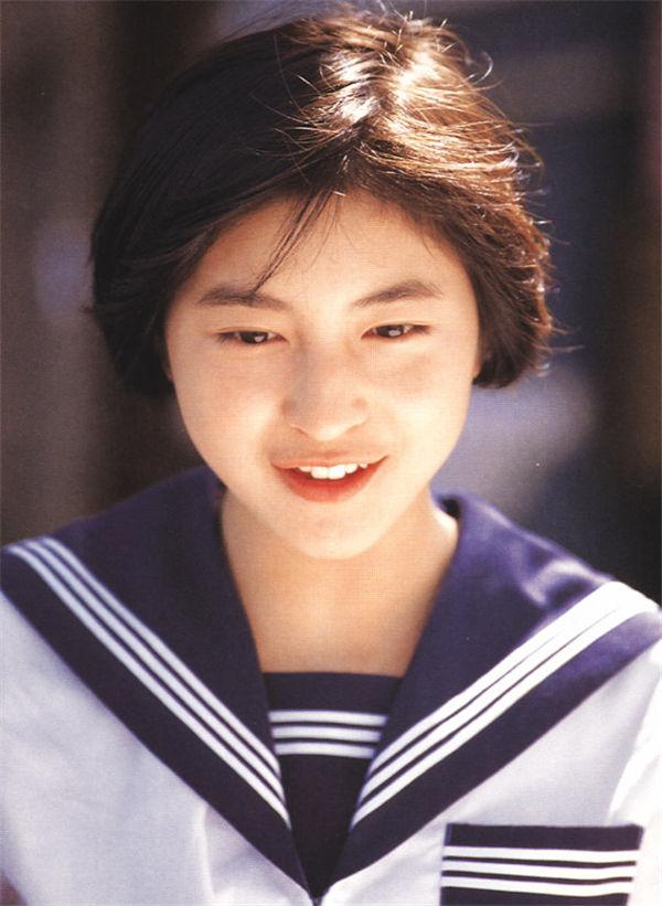 广末凉子写真集《No Make 1996-1998》高清全本[150P] 日系套图-第2张