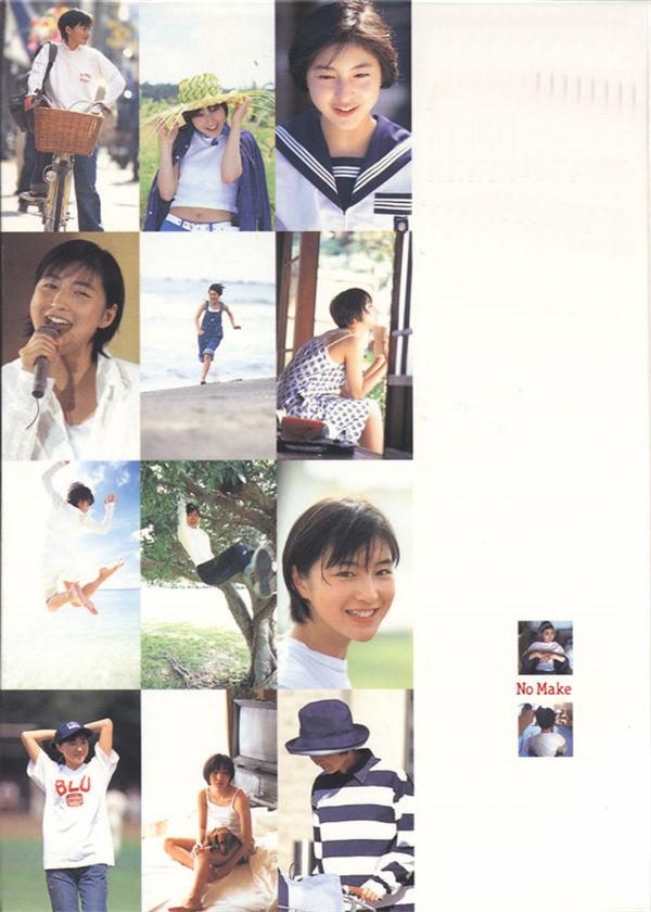 广末凉子写真集《No Make 1996-1998》高清全本[150P] 日系套图-第7张