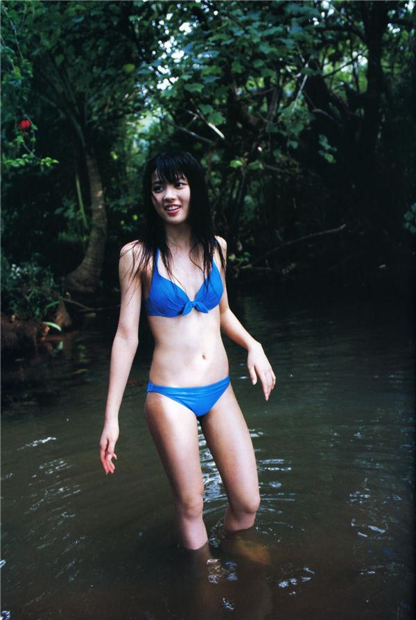 矢岛舞美写真集《爽・空》高清全本[75P] 日系套图-第6张