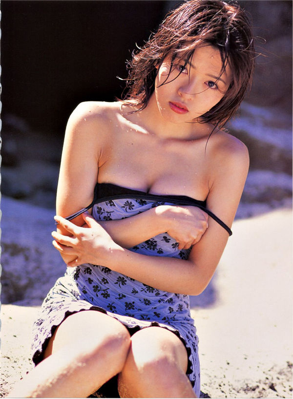 释由美子写真集《Sirene》高清全本[78P] 日系套图-第3张