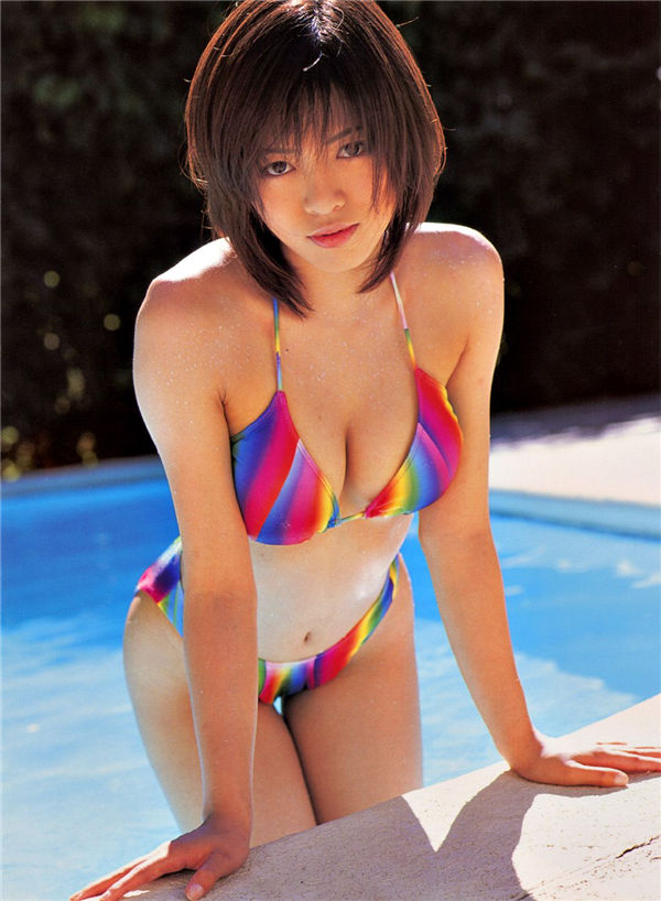 释由美子写真集《Sirene》高清全本[78P] 日系套图-第4张