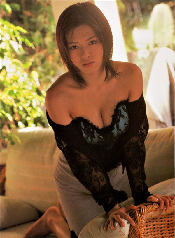 释由美子写真集《Sirene》高清全本[78P] 日系套图-第2张