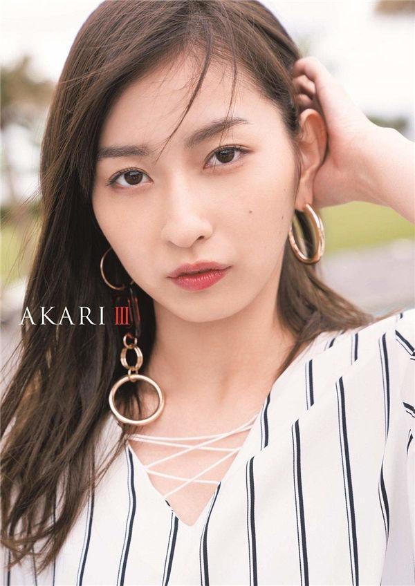 植村朱莉DVD写真集《AKARI Ⅲ》高清完整版[2.45G] 日系视频-第1张