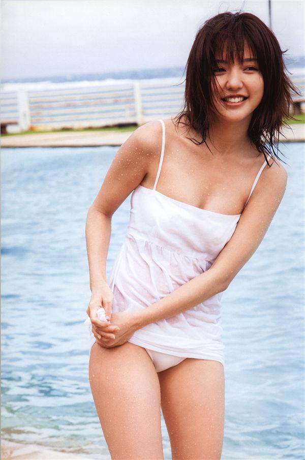 真野惠里菜写真集《MANO DATE》高清全本[103P] 日系套图-第4张