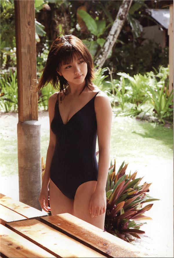 真野惠里菜写真集《MANO DATE》高清全本[103P] 日系套图-第3张