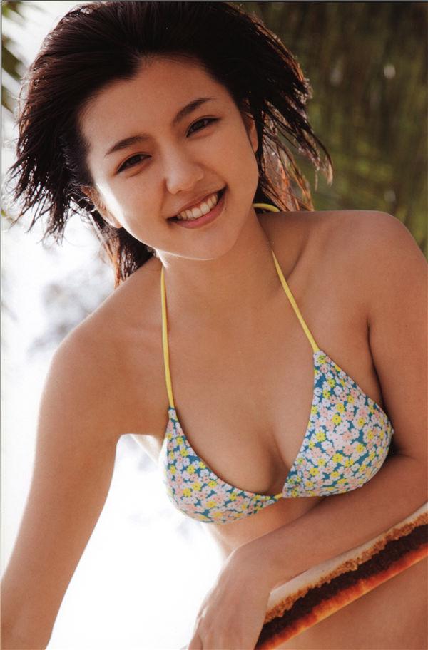 真野惠里菜写真集《MANO DATE》高清全本[103P] 日系套图-第6张