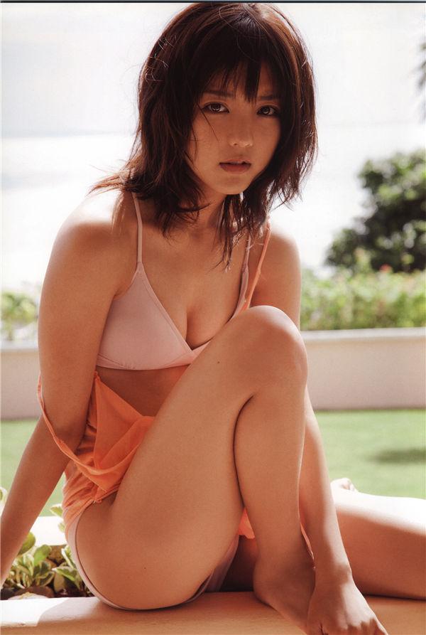真野惠里菜写真集《MANO DATE》高清全本[103P] 日系套图-第7张