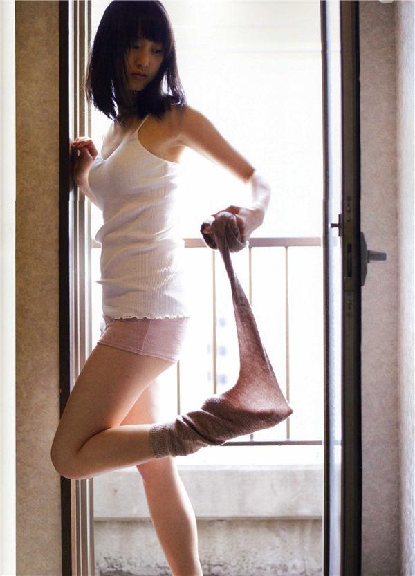 松井玲奈写真集《きんぎょ》高清全本[140P] 日系套图-第3张