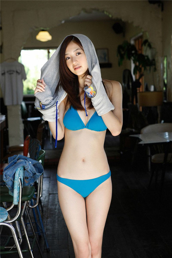 逢泽莉娜写真集《[Wanibooks WBGC] 2012.03 No.93 Rina Aizawa 逢沢りな》高清全本[242P] 日系套图-第1张