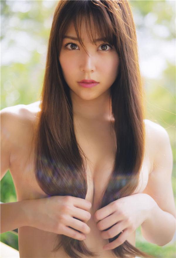 白间美瑠1ST写真集《LOVE RUSH》高清全本[147P] 日系套图-第5张