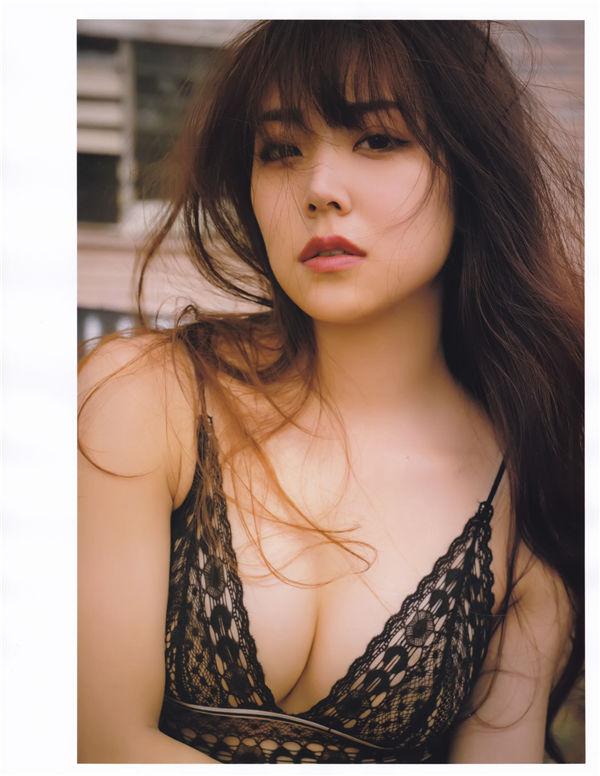 白间美瑠1ST写真集《LOVE RUSH》高清全本[147P] 日系套图-第8张