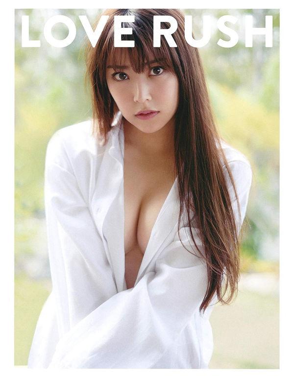 白间美瑠1ST写真集《LOVE RUSH》高清全本[147P] 日系套图-第1张