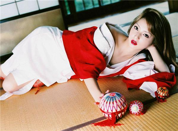 佐佐木希写真集《[VYJ] No.81 2008.11 佐々木希『佐々木希劇場』》高清全本[110P+6V] 日系套图-第3张