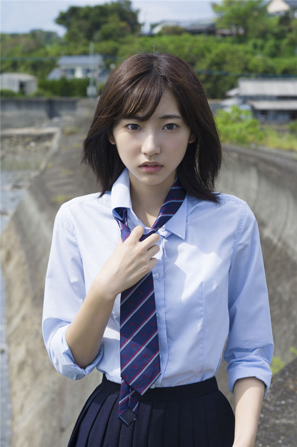 武田玲奈写真集《[WPB-net] Extra EX365 Rena Takeda 武田玲奈『日本一かわいい、スクールガール』》高清全本[61P] 日系套图-第2张