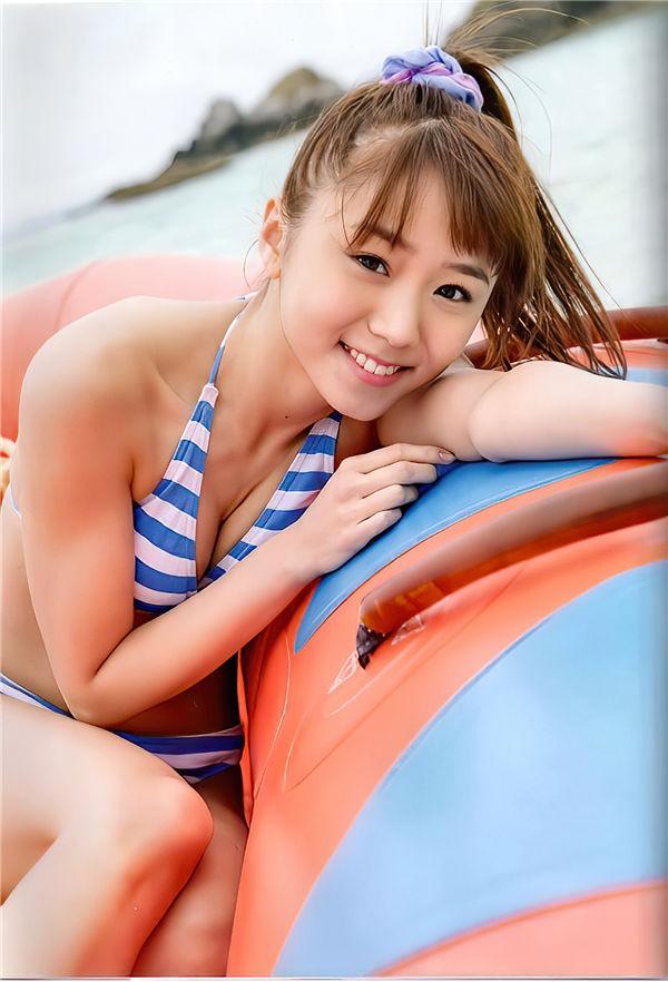 室田瑞希1ST写真集《MURO》高清全本[80P] 日系套图-第4张