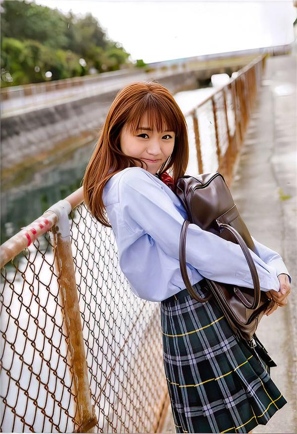 室田瑞希1ST写真集《MURO》高清全本[80P] 日系套图-第2张