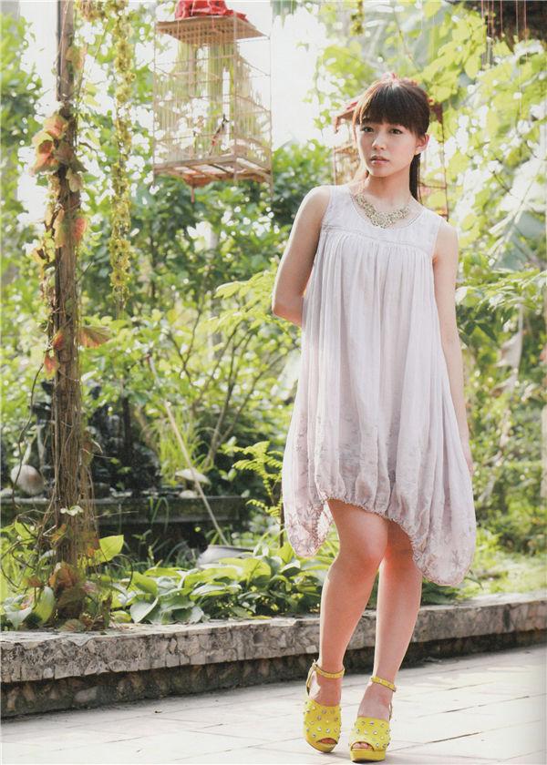 三森铃子1ST写真集《みもりんっ》高清全本[100P] 日系套图-第6张