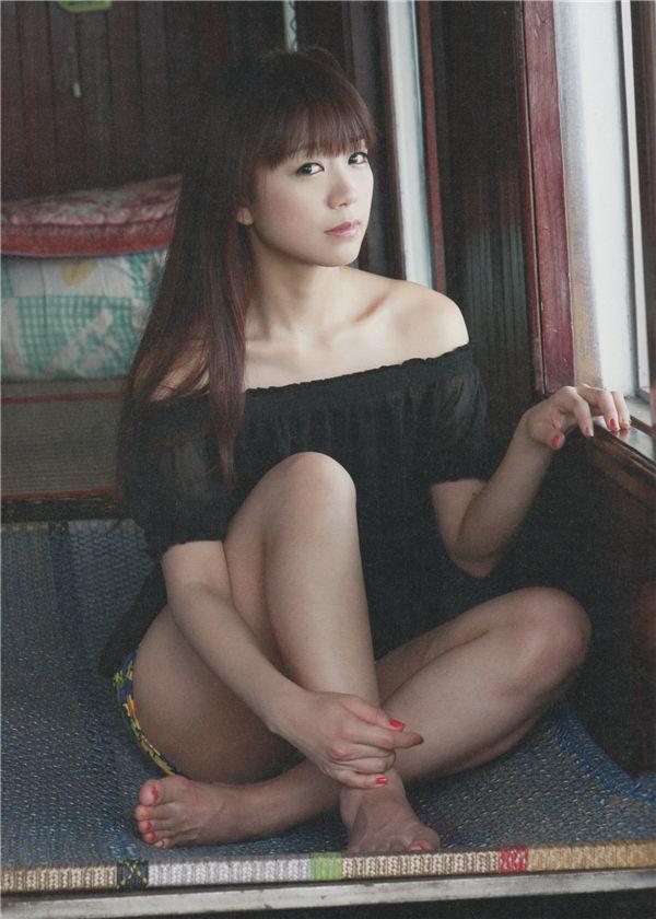 三森铃子1ST写真集《みもりんっ》高清全本[100P] 日系套图-第7张