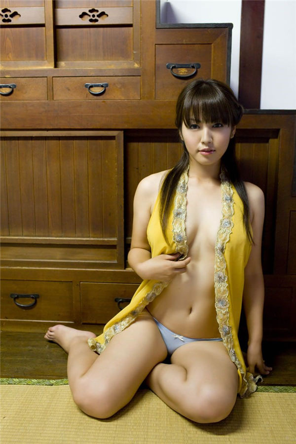 矶山沙也加写真集《[Wanibooks WBGC] 2009.02 No.56 Sayaka Isoyama 磯山さやか》高清全本[199P] 日系套图-第4张